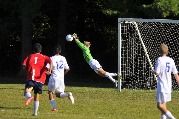 WKHS JVA Soccer vs. Thomas Worthington