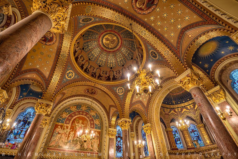 到倫敦攝影 聖克里斯多福禮拜堂 St Christopher's Chapel by 旅行攝影師 張威廉 Wilhelm Chang Photography