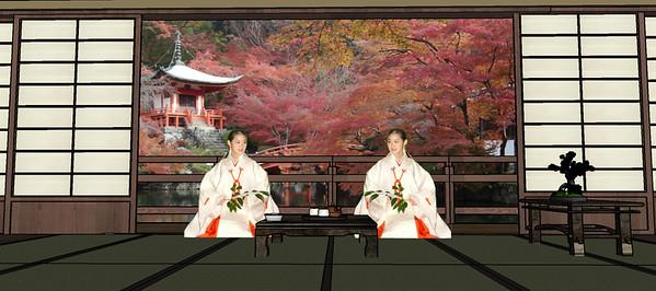 Japan - visuals and props
