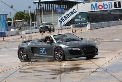 CHIN TRACK DAYS AT SEBRING, OCTOBER 5-6