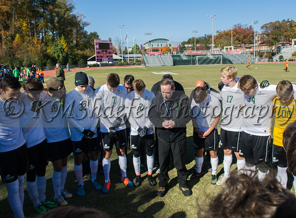 2014 3A State Championship - Pregame