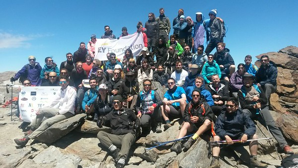 EY Foundation Tres Picos 2016