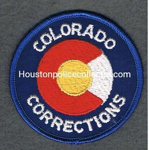 Colorado Dept of Corrections