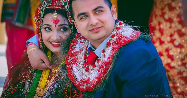 Srija Sumiran Wedding
