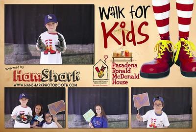 Pasadena Ronald McDonald House. Walk for KIDS.