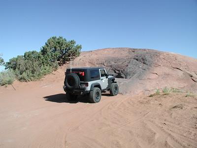 Trails Around Moab 2012