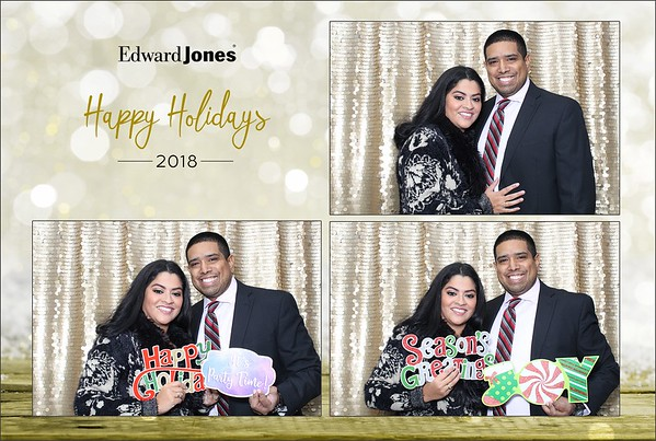 Edward Jones holiday party 2018