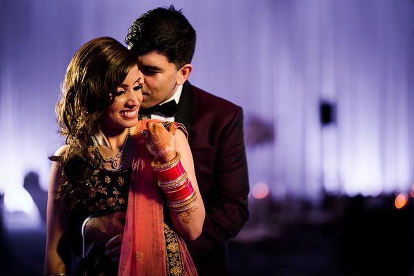 Shagun & Vivek