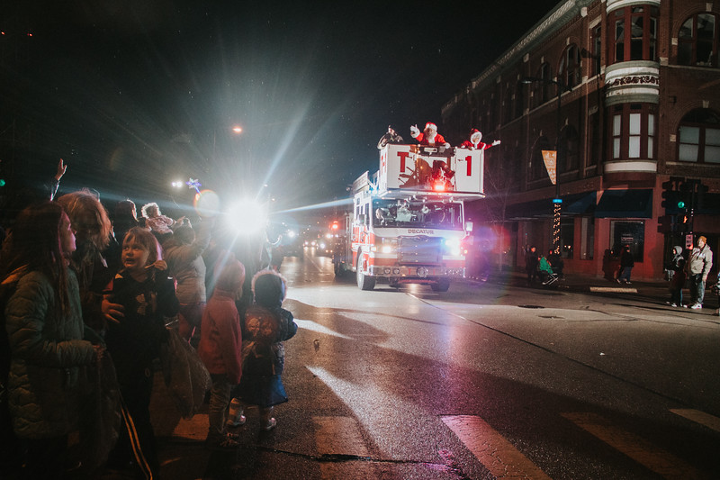 Decatur Chritmas Parade 2018