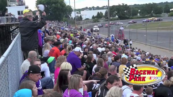 Raceway Park, September 1st, 2013