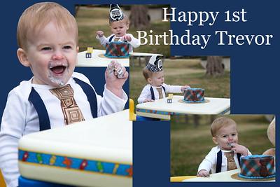 Trevor's 1st Birthday