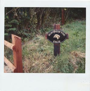 Wales Farmhouse--1987