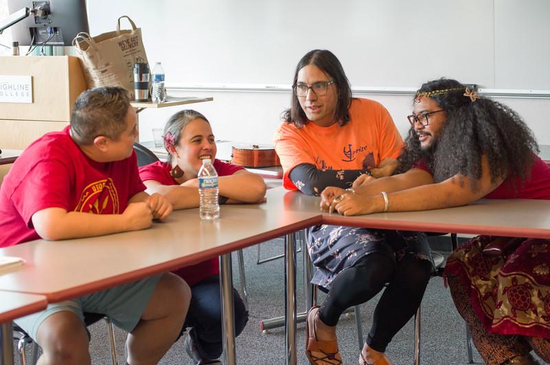 UPRISE Pacific Islander Education Summit 2K18