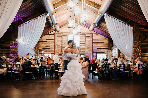 Jill + Rene's Wedding at Big Sky Barn - Second Photographer for Ron Dillon