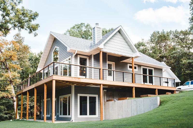 Crownover Construction | Mollman Home