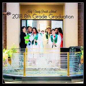 2018 HTPS 8th Grade Graduation (05-16-2018)