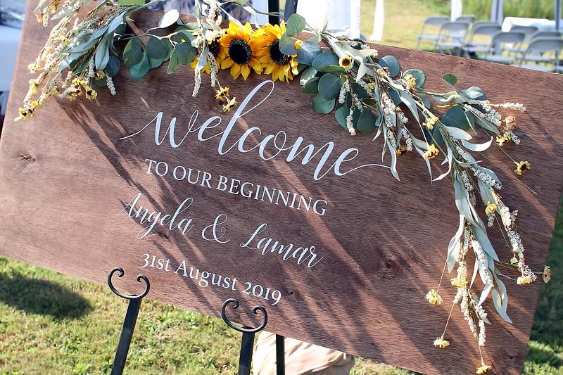 Angela & Lamar's Wedding