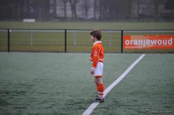 Frisia F5 - Berlikum SC F3 (5-0)