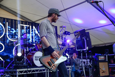 Scouting for Girls @ Big Boro Festival May 2014