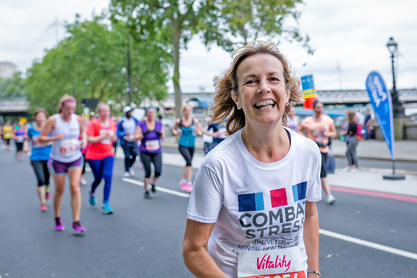 The British 10K with Combat Stress