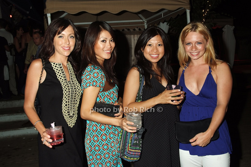 Jeanine, Pui Kay, Meelee Pi, Antoinette Ligas photo by Rob Rich © 2008 516-676-3939 robwayne1@aol.com