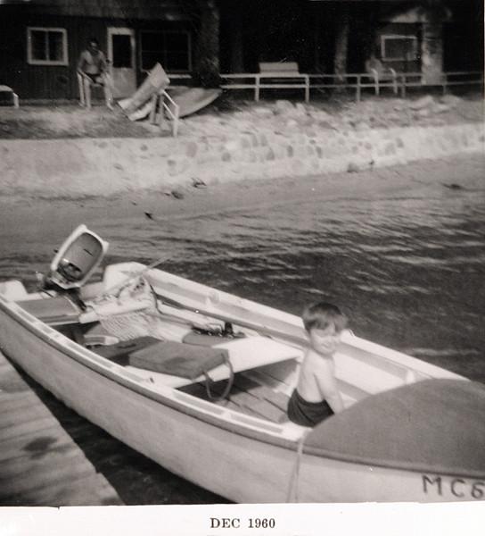 Norm at Black lake 1960.JPG