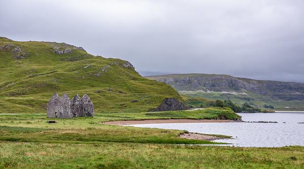 Scotland Day 8: Ardvreck Castle