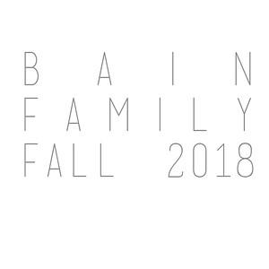 Bain Family Fall 2018