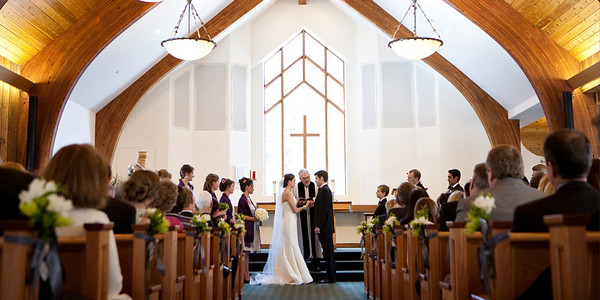 Wedding album: Liz and Brian