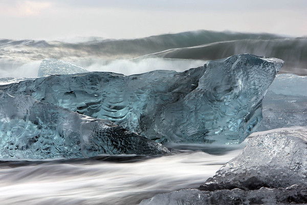 Hold for Cover CLIMATE CHANGE: EFFECT - Melting Glaciers