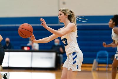 Varsity Girls Basketball vs Grandview