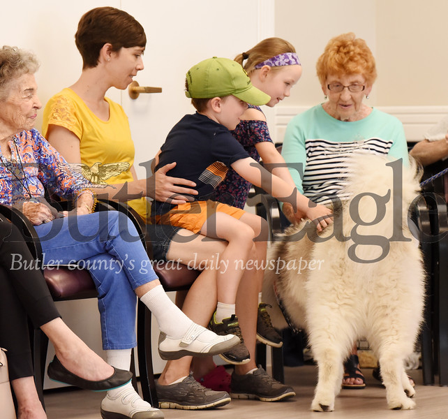 Harold Aughton/Butler Eagle: Newhaven Court At Clearview held its annual dog show Wednesday, August 14, 2019.
