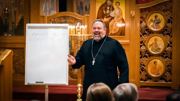 Fr. Barnabas Lecture on the Passions