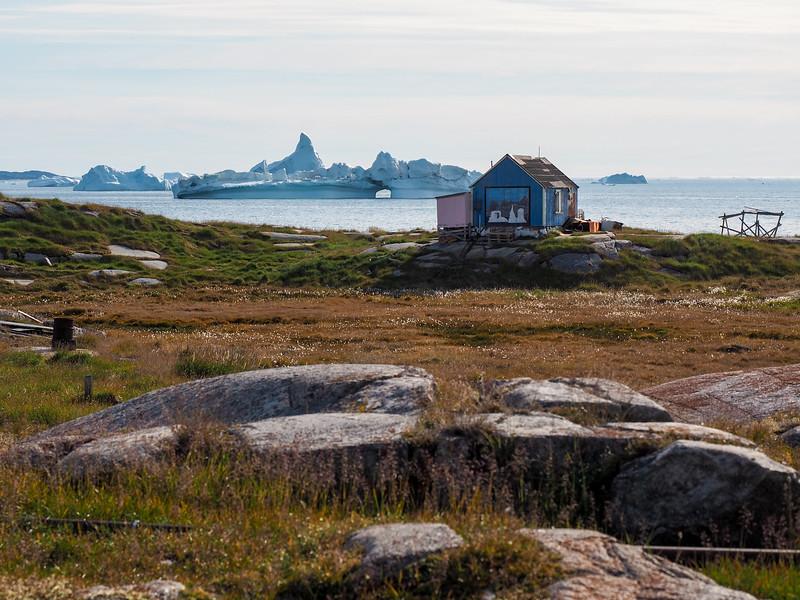 Views from Oqaatsut, Greenland