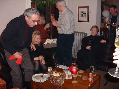 Don's New Year Party 2001