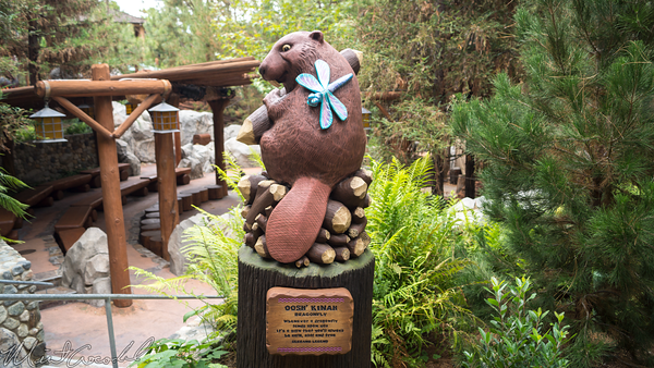 Disneyland Resort, Disney California Adventure, Redwood, Creek, Challenge, Trail