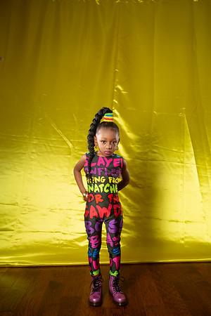 Erica Daughter shoot