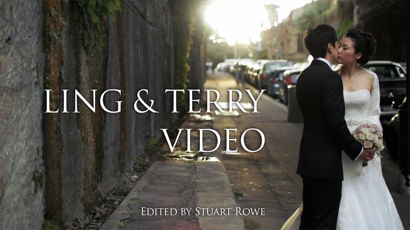 Ling & Terry Wedding Highlight