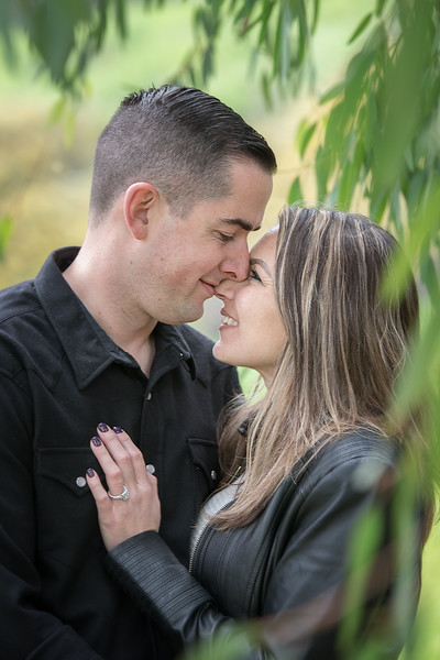 Julie & Brian Engagement