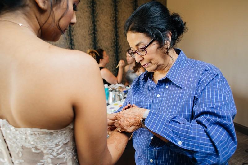 LeCapeWeddings Chicago Photographer - Renu and Ryan - Hilton Oakbrook Hills Indian Wedding -  201.jpg