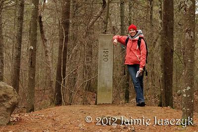 Narragansett Trail, March 2012