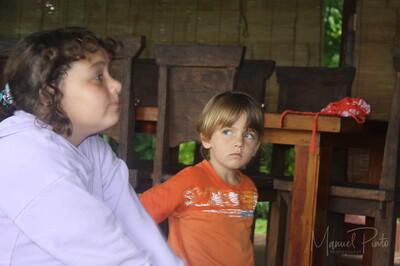 Sara et maya