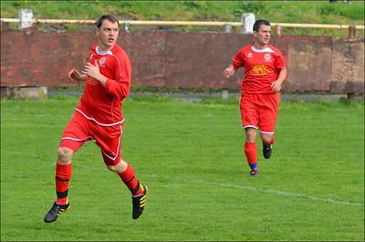 Eccleshall FC (h) W 2-0