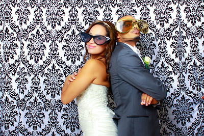 Photo Booth - Jessica & Chris's Wedding