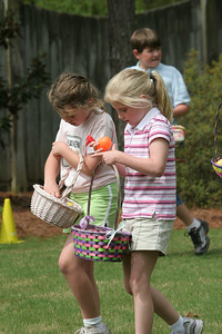 DLS 2nd Grade Easter Egg Hunt