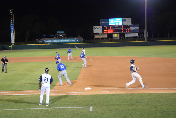 2015-06-06 Baseball with Phil and Nikki