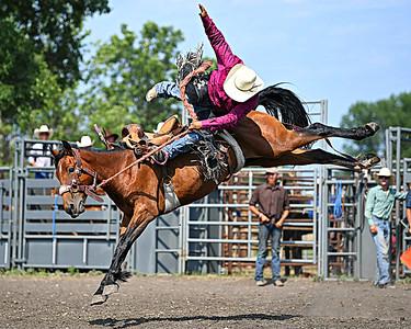 Sisseton Wahpeton Oyate Rodeo July 8