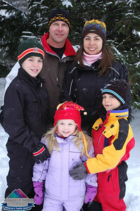 Iznaga Family-Jan.20th-Smugglers' Notch