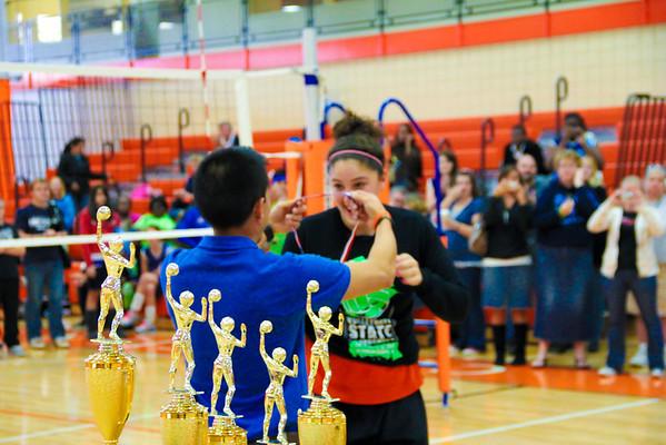 Volleyball - IACS 2011