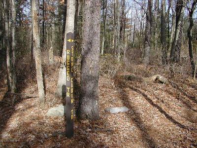 Stone Cabin Trail